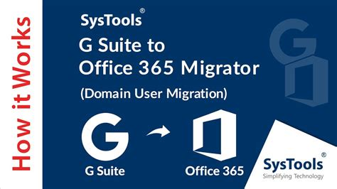 Office 365 Migration Tools by Apps To Office 365 Migration Tools Systools G