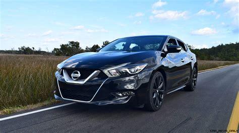 maxima nissan 2017 2017 nissan maxima sr midnight edition hd road test review