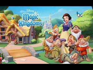 Blanche Neige Disney Youtube : mes personnages blanche neige disney magic kingdoms 15 youtube ~ Medecine-chirurgie-esthetiques.com Avis de Voitures