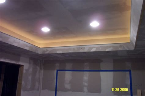 help needed for rope lights in tray avs forum home