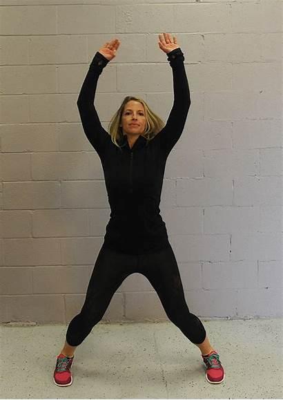 Jumping Jacks Exercise Workout Jump Gazette Minute