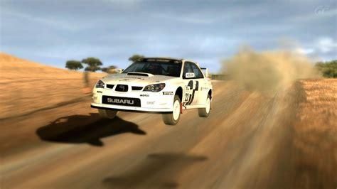 Subaru Impreza Rally Jump  Rally Car Wallpaper Rally
