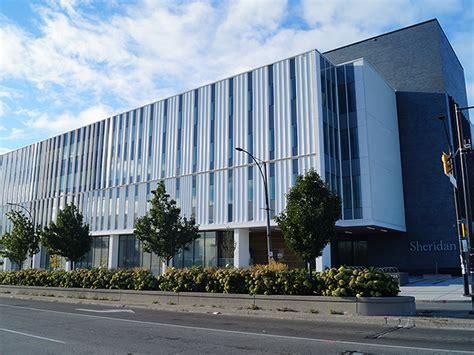 Sheridan College Hazel Mccallion Campus Expansion