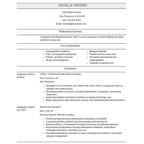 118 resume templates word excel pdf documents
