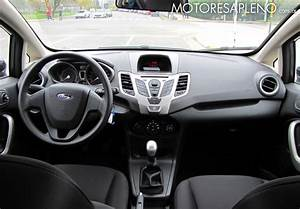 Ford Fiesta Kinetic Design Trend Plus 1 6 Sed U00e1n  M U00e1s