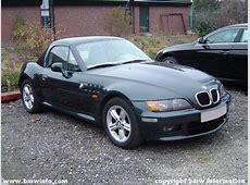 Information about amazing BMW BMW Z3