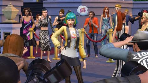 The Sims 4 Get Famous Captures The Graft Behind The