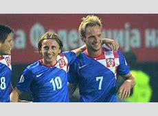 Croatia look to Modric and Rakitic to light up Euro 2016