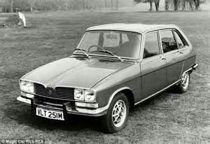 renault old hatchback designed by renault now 50 years old in pictures