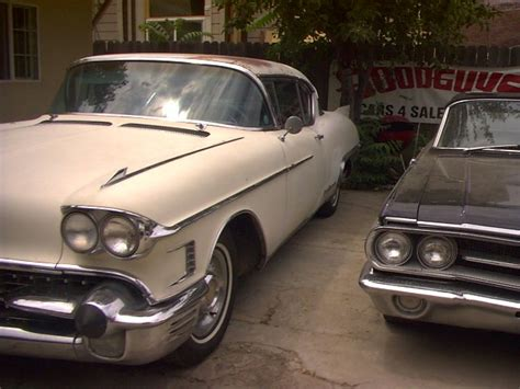 Cadillac '58 Eldorado Seville  Joop Stolze Classic Cars