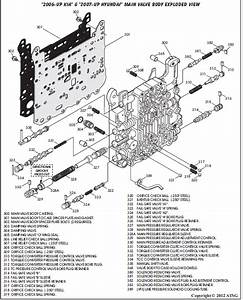 4l60e Transmission Valve Body Diagram