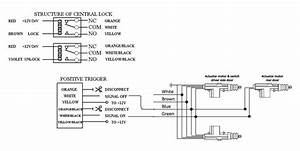 5 Wire Motor Actuator Diagram