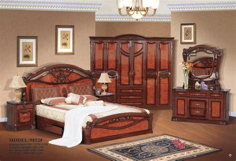 Classic Bedroom Set  Km9852 (china)  Bedroom Furniture