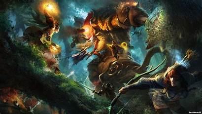 Epic Wallpapers Pokemon Battle Backgrounds Monster Fight