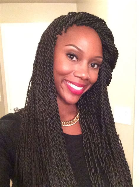 Twist Weave Hairstyles by 37 Crotchet Senegalese Twist Hairstyles For Black