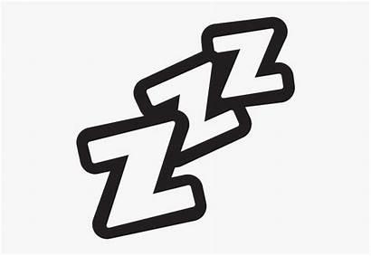 Sleeping Zzz Clip Transparent Library Cartoon Netclipart