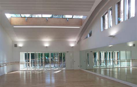 building a studio burrell foley fischer llp dance studios at tring park