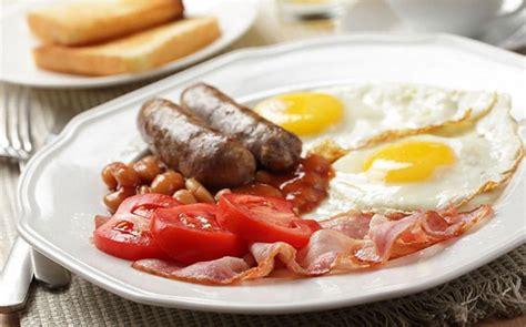 the perfect full english breakfast