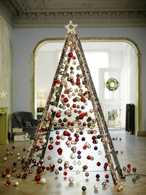creative christmas tree alternatives