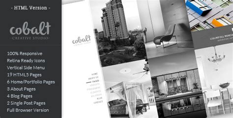 cobalt responsive architect creatives theme