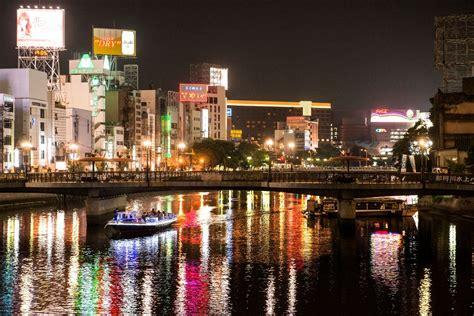 Fukuoka travel guide area by area: Nakasu - youinJapan.net