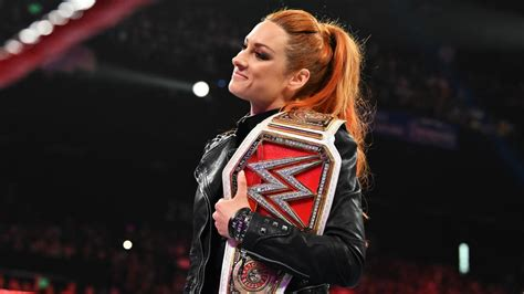 becky lynch posts cryptic tweet   wwe contract status
