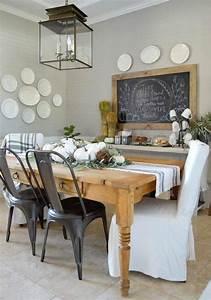 37, Best, Farmhouse, Dining, Room, Design, And, Decor, Ideas, For, 2017