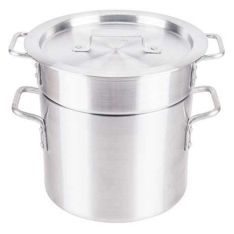8 Qt Aluminum Double Boiler