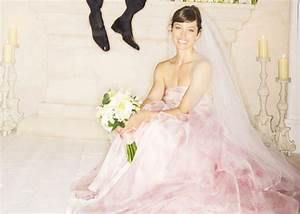 jessica biel wedding dress by giambattista valli justin With jessica biel wedding dress