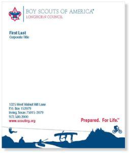 Troop 908 Boy Scout Letterhead Templates by Boy Scout Letter Head Ghostwriterbooks X Fc2