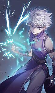 Izuku zoldyck the lighting dragon - HERO VS VILLIANS in ...