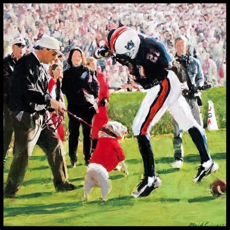 uga  auburn   side  lewis grizzard red clay soul
