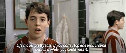 Fast Ferris Goes Pretty Quote Miss Buellers