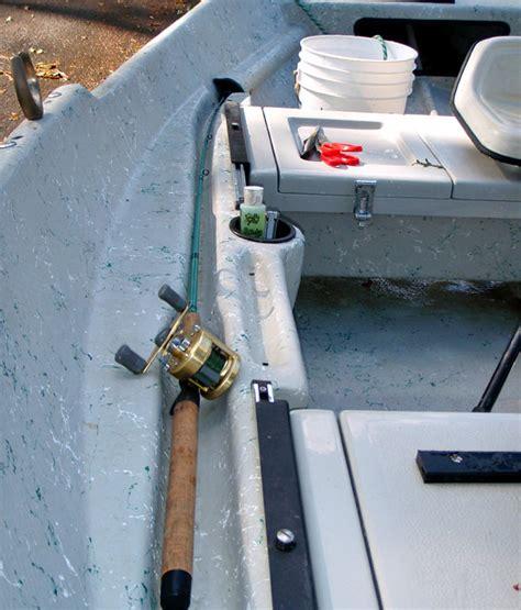 Drift Boat Rod Holder by Clackacraft 16ssg Driftboat Review