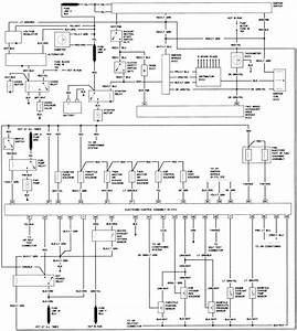 2005 09 Ford Mustang Wiring Diagram