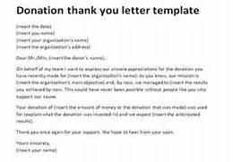 Donor Thank You Letter Best Business Template Thank You Letter Related Keywords Suggestions Thank 9 Thank You Letters For Donation Free Sample Example Sample Thank You Letters 47 Free Word PDF Documents