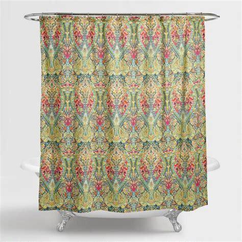 shower curtains world market alessia shower curtain world market