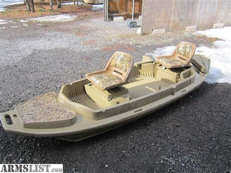 Duck Boats For Sale On Craigslist by Armslist For Sale Trade 12ft Stealth Duck Boat