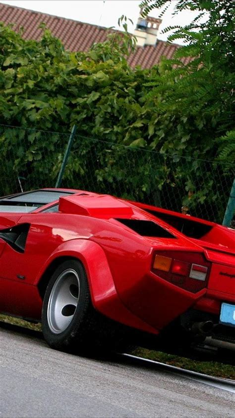 lamborghini countach lp auto wallpaper