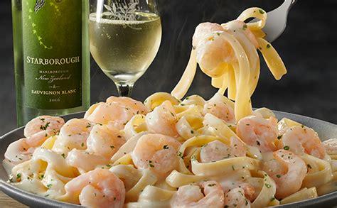 shrimp alfredo olive garden shrimp alfredo lunch dinner menu olive garden