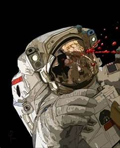 Dead Astronauts Paintings - Pics about space