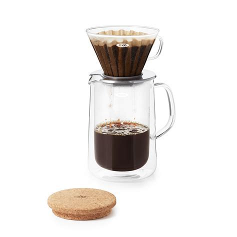 Oxo Glass Pour Over Set Release Date, Price and Specs   CNET