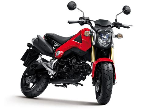 Gambar Motor by Gambar Motor 2014 Honda Msx125 Pictures And Specifications