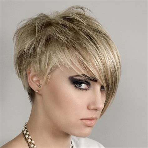 Short Hairstyles: Funky Short Hairstyles With Cute Models