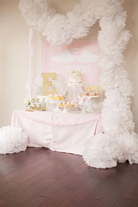 angel st birthday party planning ideas