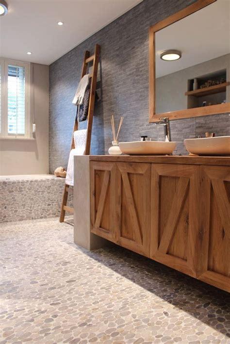 kleine badkamer hout badkamer met hout interiorinsider nl