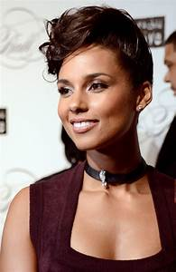Alicia Keys Hairstyles Women Styler