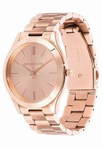 Rose Gold Sprühlack : michael kors runway ladies glitz rose gold tone designer round slim watch mk3197 sustuu ~ Avissmed.com Haus und Dekorationen