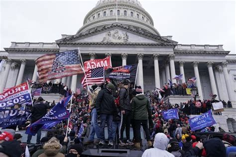Hollywood condemns mob at the Capitol: 'Whole thing is ...