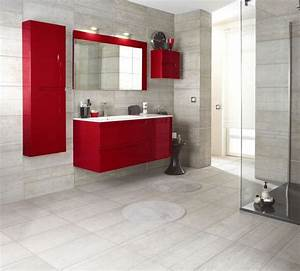 399 best salle de bain images on pinterest bathroom With carrelage adhesif salle de bain avec spot led chrome